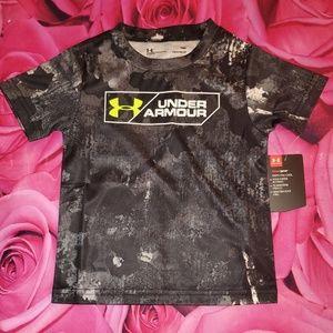 Nwt Under Armour Shirt Boys 18 Mons New
